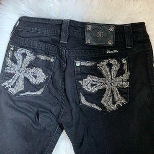 Miss me women black Skinny Jeans/29
